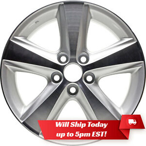 New Set Of 4 17 Replacement Alloy Wheels Rims For 2007 2011 Toyota Camry 69566