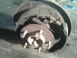 Rear End Axle Assembly 1997 1999 Ford F150 9 75 3 55 Ratio Rear Drums