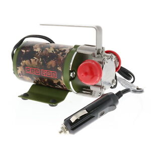 12v Dc Portable Electric Water Transfer Pump New