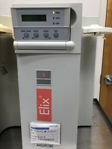 Millipore Elix 3 Essential Uv Water Purification System zlxs6003y