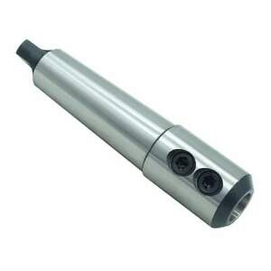 Mt5 Morse Taper End Mill Holders With Tang End 1 Hole Diameter