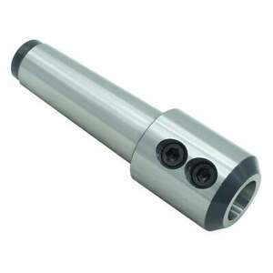 Mt5 1 Morse Taper End Mill Holders With Drawbar Thread