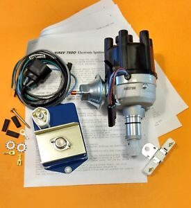 Formopar Slant Six Hirev Electronic Ignition Kit Oem Dodge Plymouth Dart Valiant