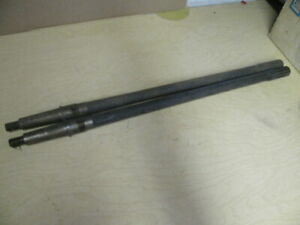 30 31 1930 1931 Chevy Car Nos Gm 1 2 Ton Chevy Truck Nos Gm Rear Axle Shafts Set