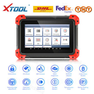 2019 Xtool X 100 Pad Tablet Obd2 Scan Programmer Odometer Correction Eeprom New