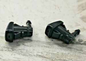 2011 15 Chevrolet Volt Windshield Wiper Washer Nozzle Spray Jet 25976024 2 Pack