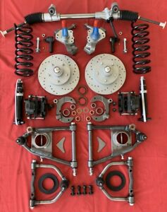 Ford Mustang Ii 2 Front Suspension Component Kit Hot Rat Street Rod
