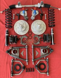 Mustang Ii 2 Front Suspension Component Kit Hot Rat Street Rod