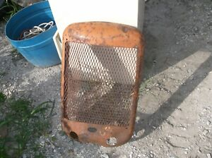 Allis Chalmers C Or Ca Antique Tractor Front Grill Man Cave Rat Rod Restore