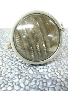 Vintage Per Lux 200t 6 Stainless Louvered Fog Lamp Works
