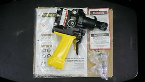 Stanley Id07 Hydraulic High Torque Impact Wrench 7 16 Quick Change Chuck