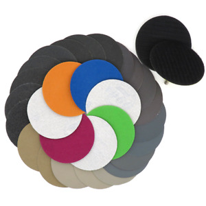 3 Inch 75mm Wet And Dry Waterproof Sandpaper 60 10000 Grit Discs Sander Paper