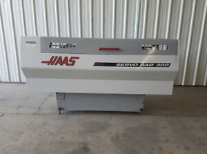 Haas Bar 300 Feeder Diameter 0 25 3 125 Length 60