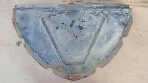 1941 1946 Chevy Truck Grille Shell Upper Pan Cover Original Gm Top Of Shroud