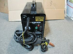 Chicago Electric 90 Amp Flux Wire Welder 61849