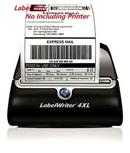 40 Rolls 8800 Labels 4x6 Thermal Shipping Label 220 Roll Fit Dymo 4xl 1744907