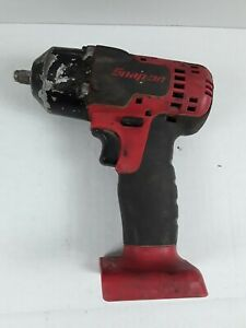Snap on Tools Ct8810 3 8 Cordless Lithium Impact Wrench