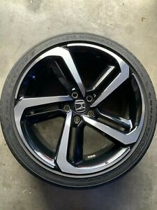 2018 2019 Honda Accord Spory Oem 19 Oem Wheel And Tire