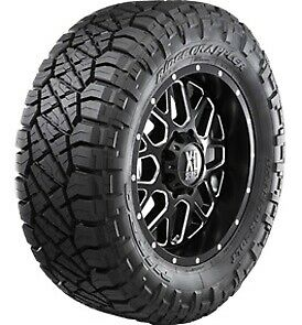 Nitto Ridge Grappler 305 50r20xl 120q Bsw 4 Tires