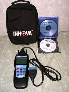 Innova 3150b Canobd2 Tool W Abs Srs With Manual Obd Pc Link Software Nice