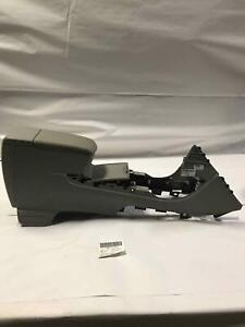 2008 Cadillac Srx Front Center Console Arm Rest Gray 25809208 free Shipping