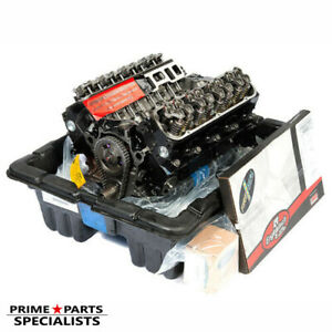 87 95 Ford Lincoln 5 0l H O 302 Mustang Thunderbird Oem Remanufactured Engine
