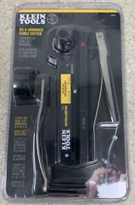 Klein Tools 53725 Bx And Armored Cable Cutter New