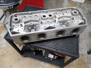 Mopar Performance P4876883ab Pro Stock Cylinder Head Ported W Guides And Seats