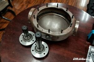 Dss 9 Independent Suspension Housing And Stub Axles Drive Shaft Shop Ford Inch