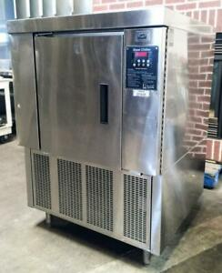 Randell Bc 5 36 Stainless Steel Upright 5 pan Blast Chiller Refrigerator