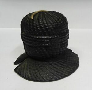 Cast Iron Beehive Twine Holder Display General Country Store Patent 1860 Decor
