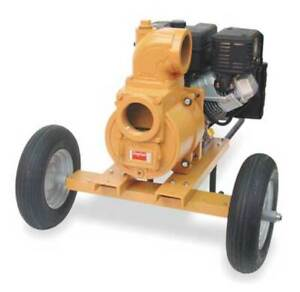 Dayton 3p654 Pump trash 13 Hp