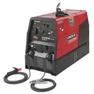 Lincoln Electric K2343 3 Engine Driven Welder Eagle 10 000 Plus Series