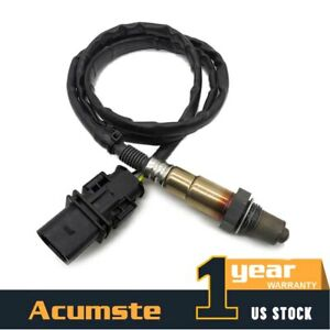 1x Oem 258017025 Wideband Oxygen Sensor 5 Wire 17025 Lsu 4 9 For Plx Aem 30 2004