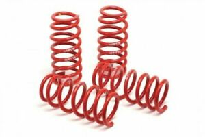 1999 2004 Mustang Cobra H R Race Lowering Springs 51659 88 Fast Shipping New