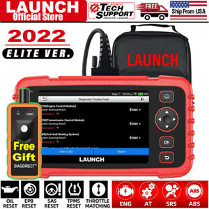 Launch Crp129x Crp129 Obd2 Car Diagnostic Scanner Full Obdii Code Reader Crp129e