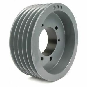 Tb Wood s 5v715 1 2 To 2 15 16 Quick Detachable Bushed Bore 5 Groove 7 10 In