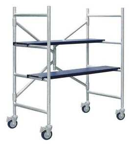 Xtend Climb Imac Portable Scaffold 4 Ft H Aluminum