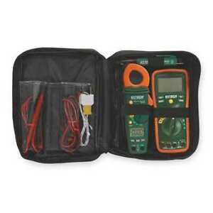 Extech Tk430 Multimeter And Clamp Meter Kit