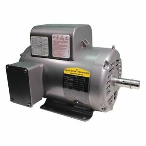 Baldor Electric L1322t Ac Motors 2 Hp 1725 Rpm 115 208 230v 145t