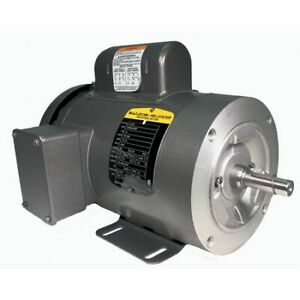 Baldor Electric Cl3513 Motor 1 1 2 Hp 3450 Rpm 115 230v 56c