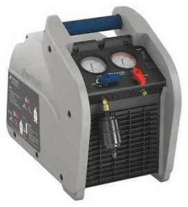 Inficon 714 202 g1 Refrigerant Recovery Machine 115v
