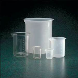 Dynalon 222075 2000 Beaker Graduated pp 2000ml pk2