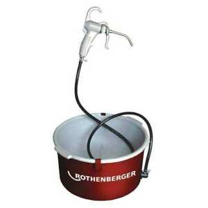 Rothenberger 70753 Bucket Oiler for Mfr No 71259l