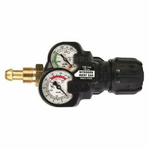 Victor 0781 3634 Gas Regulator cga 580 Inlet Connection