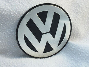 Vw Volkswagen Emblem Logo Badge From Engine Cover Oem Jetta Golf Beetle