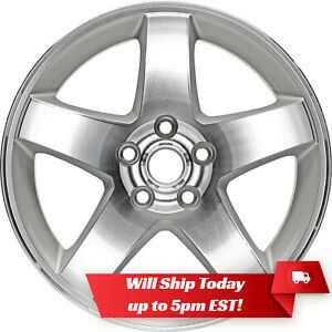 New Machined 17 Alloy Wheel Rim For 2006 2010 Dodge Charger Challenger Magnum
