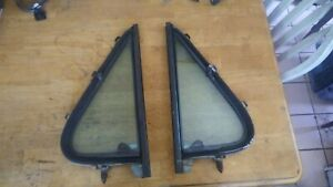1973 1979 Ford Truck F150 F250 1978 79 Bronco Wing Vent Windows Left Right