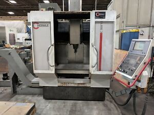 Hermle C 800 V 3 axis Cnc Vertical Machining Center Make Reasonable Offer