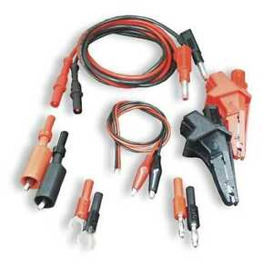 B k Precision Tlps Power Supply Test Lead Kit 60 In L